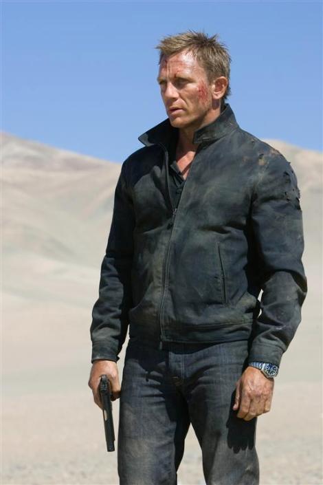 Daniel Craig, taking Bond to a different level