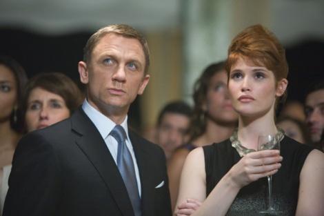 Daniel Craig & Gemme Arterton