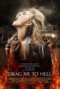 Drag Me to Hell (c) 2009 Buckaroo Entertainment / Ghost House Pictures
