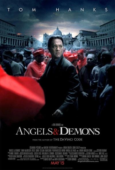 Angels & Demons (c) 2009 Columbia Pictures / Imagine Entertainment
