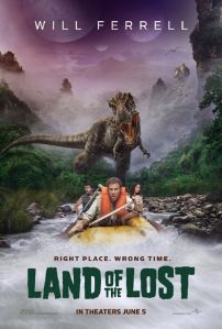 Land of the Lost (c) 2009 Relativity Media