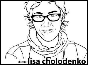 director Lisa Cholodenko - portrait © 2011 ctaylor