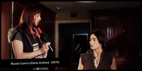 "Soul Kiss Films presents ""Elena Undone"""