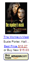 Buy or Stream THE MONKEY'S MASK now, on Amazon