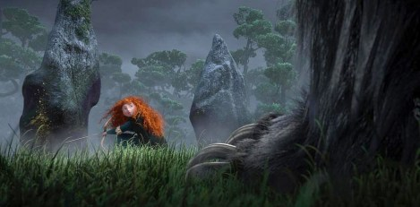 Disney/Pixar present: Brave