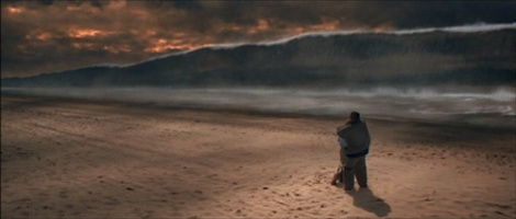 "Mimi Leder's emotion end to ""Deep Impact"""