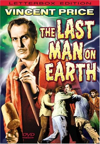 "Vincent Price is ""The Last Man on Earth"" (1963)"