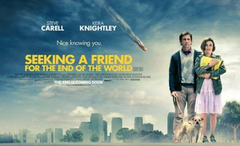 "Focus Features presents ""Seeking a Friend for the End of the World"""