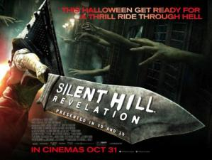 "Davis Films presents ""Silent Hill: Revelation"""