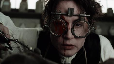 Johnny Depp is Ichabod Crane
