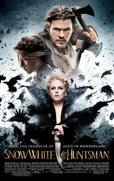 "Universal Pictures presents ""Snow White and the Huntsman"""