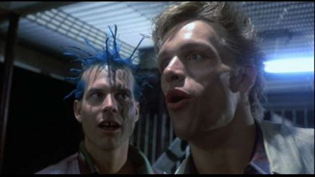 "Bill Paxton has a memorable cameo in ""The Terminator"""
