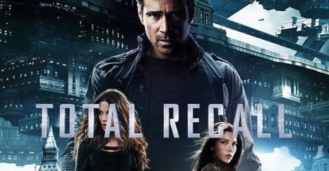 "Columbia Pictures presents ""Total Recall"""