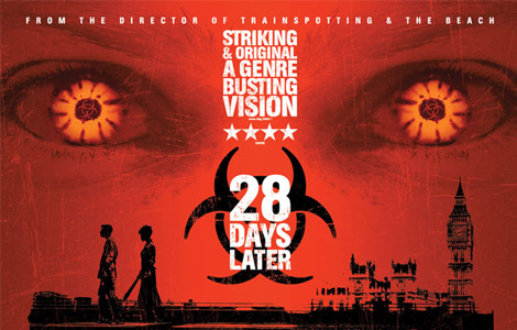 Fox Searchlight presents 28 Days Later