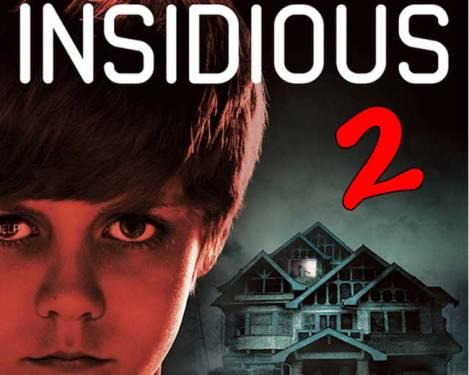Insidious 2 - coming Summer 2013