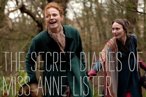 BBC Two presents The Secret Diaries of Miss Anne Lister