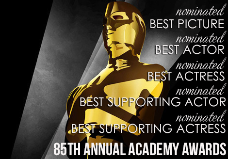 Silver Linings Playbook Oscar Noms