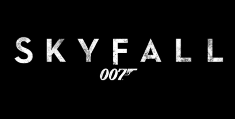 MGM / Columbia Pictures presents Skyfall