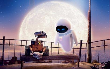 Disney/Pixar present Wall-E