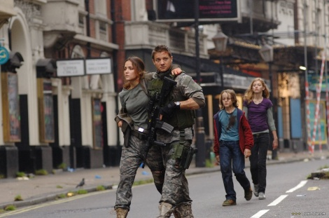 Fox Atomic presents 28 Weeks Later