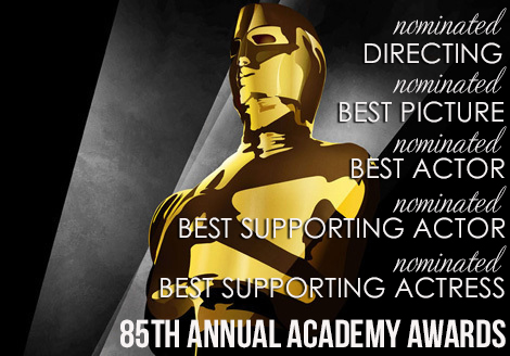 Lincoln Oscars noms