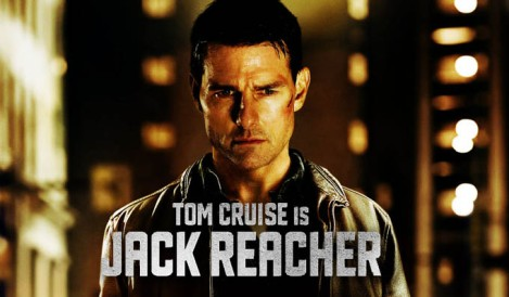 Paramount Pictures presents Jack Reacher