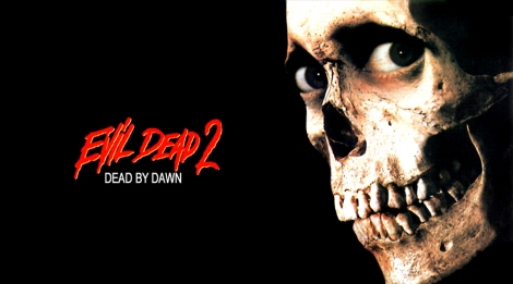 Paramount Pictures presents Evil Dead II: Dead By Dawn