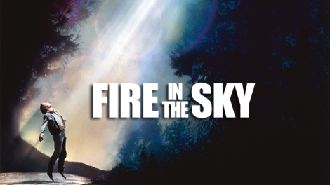 Paramount Pictures presents Fire in the Sky