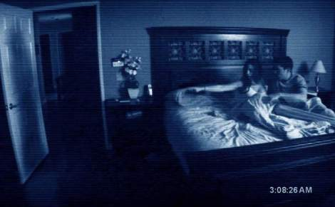 Paramount Pictures presents Paranormal Activity