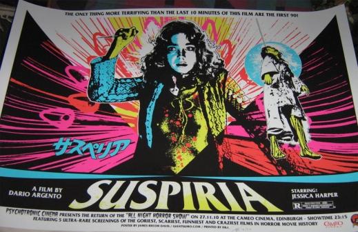 Seda Spettacoli presents Suspiria