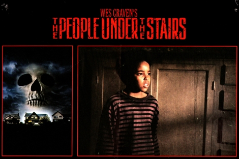 Universal Pictures presents The People Under the Stairs