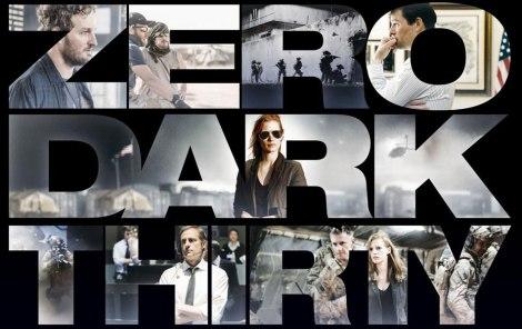 Columbia Pictures presents Zero Dark Thirty