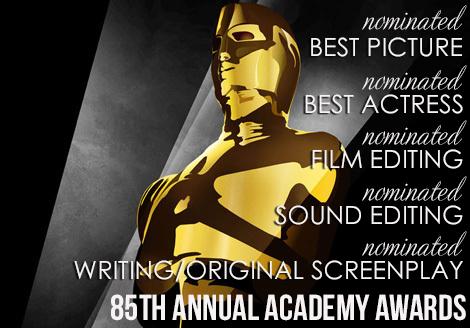 Zero Dark Thirty Oscar Noms