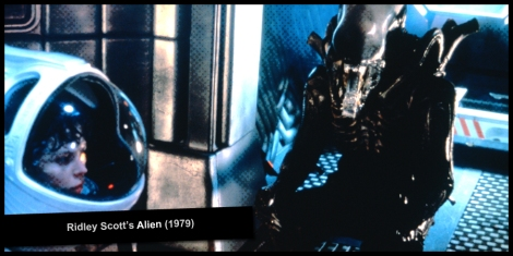20th Century Fox presents Alien