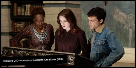 Warner Bros. Pictures presents Beautiful Creatures