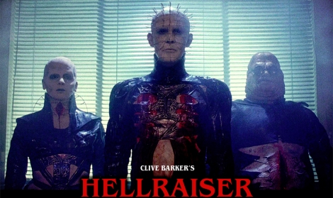 New World Pictures presents Hellraiser
