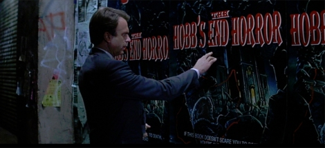 New Line Cinema presents In the Mouth of Madness
