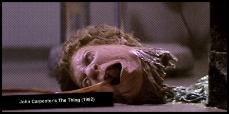 Universal Pictures presents The Thing