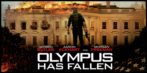 Millennium Films presents Olympus Has Fallen