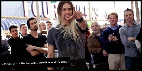 New Line Cinema presents The Incredible Burt Wonderstone