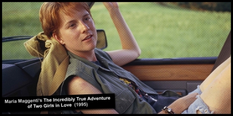 New Line Cinema presents The Incredibly True Adventure of Two Girls in Love