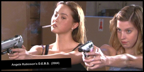 Screen Gems presents D.E.B.S.