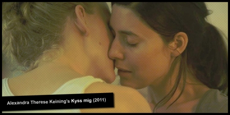 Alexandra Therese Keining's Kiss Me