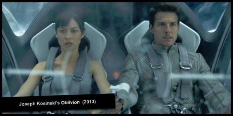 Universal Pictures presents Oblivion