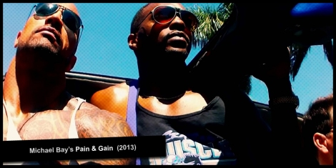 Paramount Pictures presents Pain & Gain