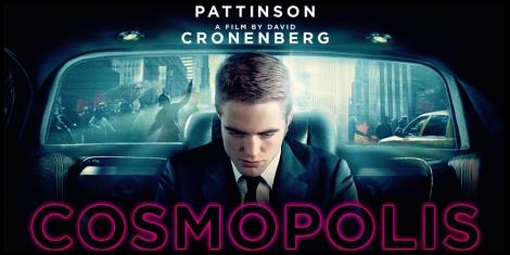 eOne Films presents Cosmopolis