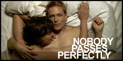 Saskia Bisp presents Nobody Passes Perfectly