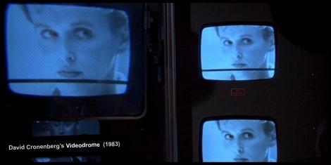 Universal Pictures presents Videodrome