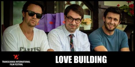 Iulia Rugina's Love Building