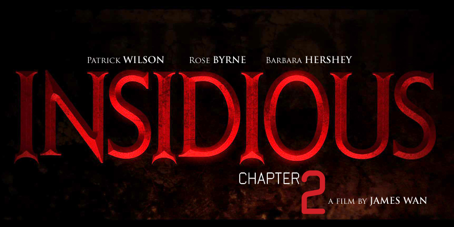 James Wan's INSIDIOUS CHAPTER 2